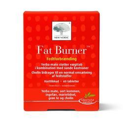 New Nordic Fat Burner, 60 tab / 63,60 g