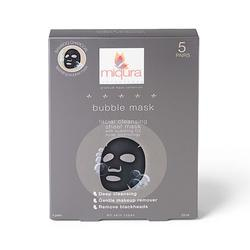 Miqura Care Bubble mask 5 stk, 115 ml