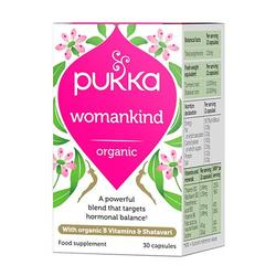 Womankind Ø Pukka, 30 kap / 675 mg