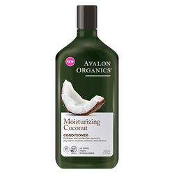 Avalon Organics Conditioner Coconut Moisturizi, 312 g