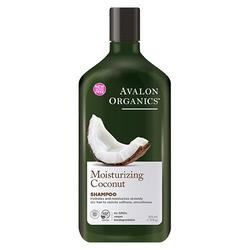 Avalon Organics Shampoo Coconut Moisturizing, 325 ml