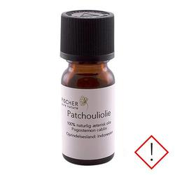 Patchouliolie æterisk, 10 ml