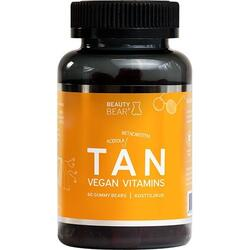 TAN vitamins BeautyBear, 60 tab / 150 g