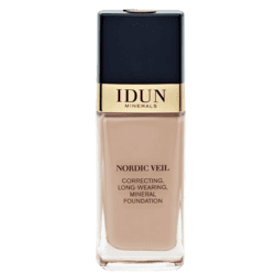 IDUN Minerals Nordic Veil Foundation Ingrid, 26ml.