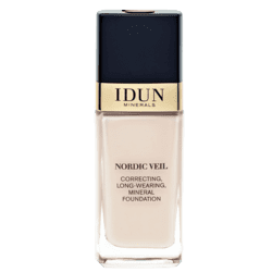 IDUN Minerals Nordic Veil Foundation Jorunn, 26ml.