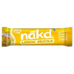 Näkd bar lemon drizzle, 35g