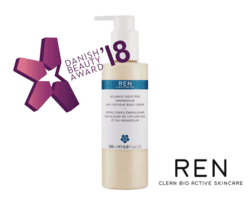 REN SKINCARE Kelp and magnesium Anti-fatigue Body Cream, 200ml.