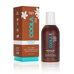 Coola Organic Sunless Tan Dry Oil Mist, 100ml