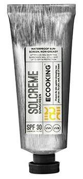 Ecooking Solcreme SPF30, 50ml.