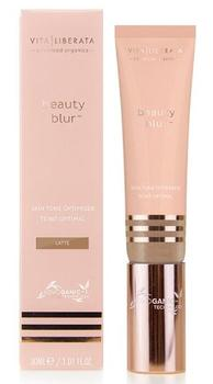 Vita Liberata Beauty Blur Skin Tone Optimizer - Latte, 30ml.