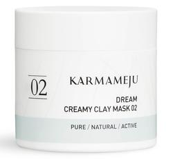 Karmameju Dream Creamy Clay Mask 02, 65ml.