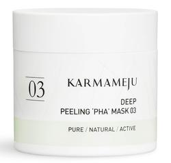 Karmameju Deep Peeling PHA Mask 03, 65ml.