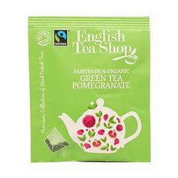 Green Tea Pomegranate Ø 50 breve, 1pk