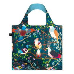 Shopper Loqi Birds Hannibal & Hvass Øko-Tex certificeret, 1stk