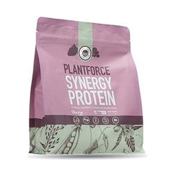 Plantforce Protein bær Synergy, 400g