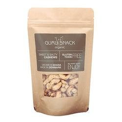 Guru Snack Cashews Sweet & Salty, 100g