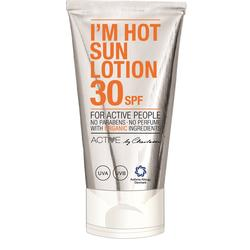 Active by Charlotte I´M HOT SUNLOTION SPF 30, 150gr