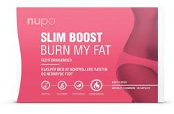 Nupo Slim Boost - Burn My Fat, 30kaps.