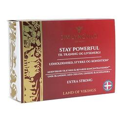 Jim Lyngvild Stay Powerful, 60tab/42,20g
