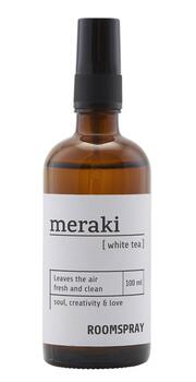 Meraki Roomspray, White tea, 100ml.