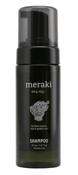 Meraki Shampoo, Meraki mini, 150 ml.