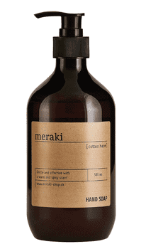 Meraki Håndsæbe, Cotton haze, 500 ml.