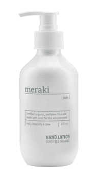 Meraki Hånd lotion, Pure, 275 ml.