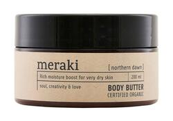 Meraki Body butter, Northern dawn, 200 ml.