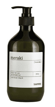 Meraki Shampoo, Linen dew, repair, 500 ml.