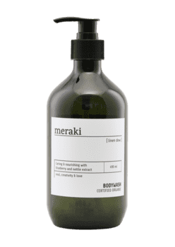 Meraki Body wash, Linen dew, 490 ml