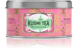 Kusmi Rose Green tea, 125g