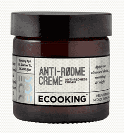 Ecooking Anti-Rødme Creme, 50 ml.
