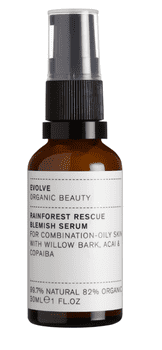 Evolve RAINFOREST RESCUE BLEMISH SERUM, 30 ml.