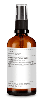 Evolve DAILY DETOX FACIAL WASH, 100 ml.