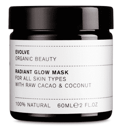 Evolve RADIANT GLOW MASK, 60 ml.
