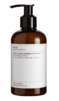 Evolve CITRUS BLEND AROMATIC LOTION, 250 ml.