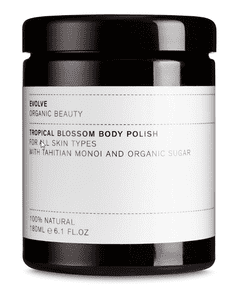 Evolve TROPICAL BLOSSOM BODY POLISH, 180 ml.