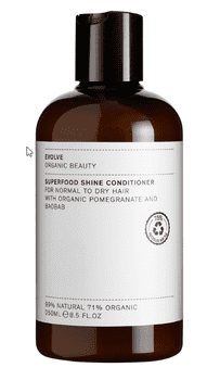 Evolve SUPERFOOD SHINE CONDITIONER, 250 ml.