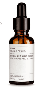 Evolve NOURISHING HAIR ELIXIR, 30 ml.