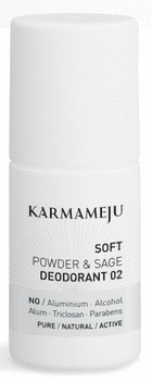 Karmameju SOFT / DEODORANT 02, 50 ml.