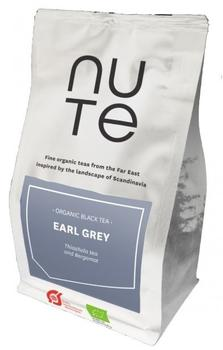 NUTE Earl Grey Tea - sort te Ø, 100g. POSE