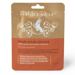 Masque Me Up Hand Mask Gloves, 15ml