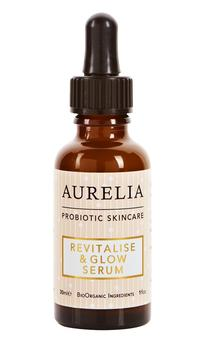 Aurelia Revitalise & Glow Serum, 30 ml.