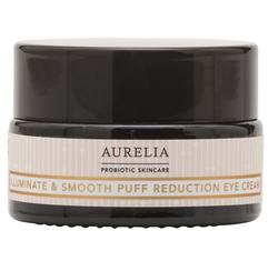 Aurelia Illuminate & Smooth Puff Reduction Eye Cream, 15 ml.