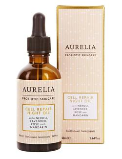 Aurelia Cell Repair Night Oil, 30 ml.