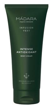 MÁDARA VERT Intense Antioxidant Body Cream, 200 ml.