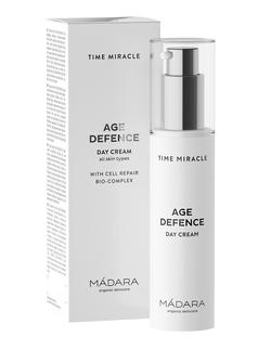 MÁDARA TIME MIRACLE Age Defence Day Cream, 50ml.
