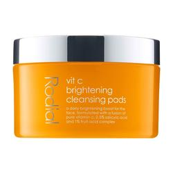 Rodial Vit C Brightening Cleansing Pads, 50 stk.
