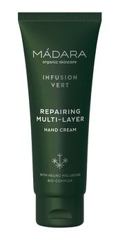 MÁDARA VERT Repairing Multi-Layer Hand Cream, 75 ml.