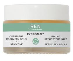 REN Evercalm Overnight Recovery Balm, 30ml.